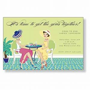 Free Tea Party Invitations To Print Surprise Birthday Luncheon Templates Google Search