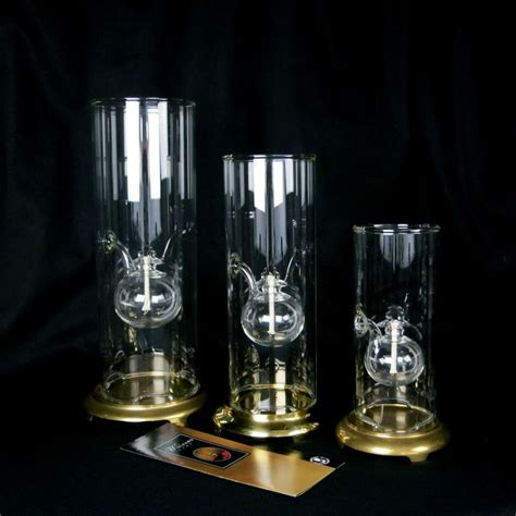 wolfard l brass base vintage classic wolfard l clear glass set with