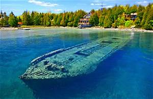 Top Things To Do In Tobermory Ontario Adventure Sports