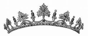 Tiara black princess crown clipart free clipart images ...