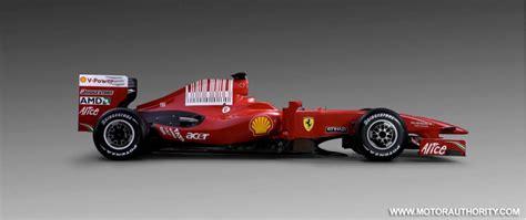 first ferrari race car first look at ferrari s new f60 f1 race car