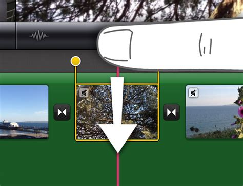 how to cut a on iphone how to cut a clip using imovie for and iphone