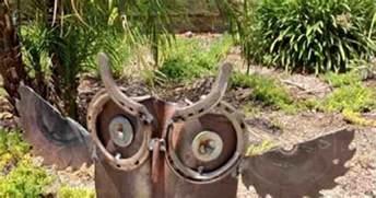 the art of up cycling scrap metal yard art scrap metal recycling ideas