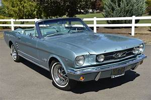 m e m o: 1966 Ford Mustang 289 Convertible
