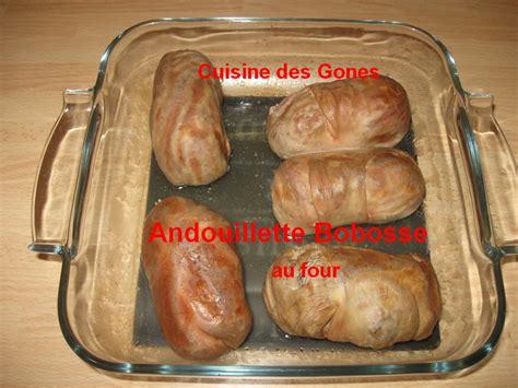 cuisiner andouillette comment cuire andouillette au four