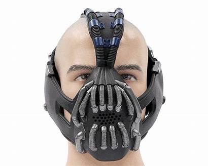 Bane Mask Costume Voice Hardy Tom Batman