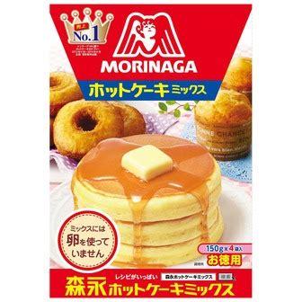 Morinaga pancake mix instructions