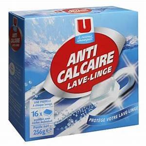 Anti Calcaire Lave Vaisselle : produits anticalcaire ~ Premium-room.com Idées de Décoration
