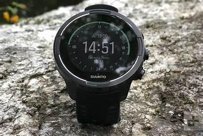 Suunto Baro Hiking Titanium Watches Garmin Fenix