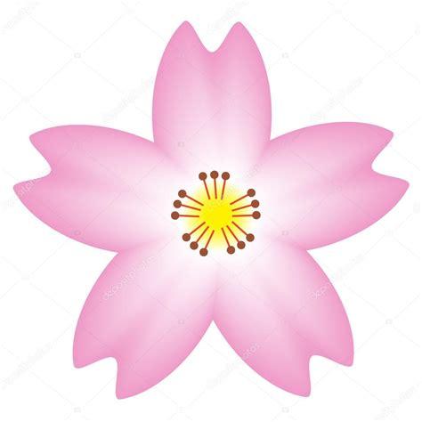 foto de Flor de cerejeira Vetores de Stock © nongpimmy #44121983