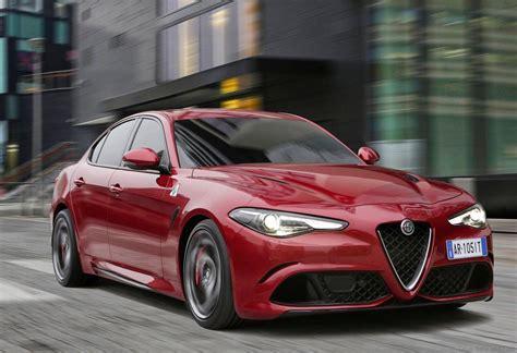 Alfa Romeo Global Sales Up By 62% Thanks To Giulia