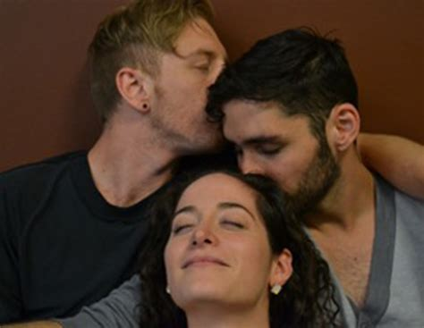 Bisexual Threesome Mmf Hd