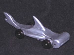 silver hammerhead shark mcgrew39s miscellanea With pinewood derby shark template