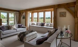 Look inside this oak-framed family home in Buckinghamshire