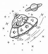 Alien Coloring Pages Ufo Activities Aliens Printable Spacecraft Kid Sheets Children Activity Space 4kids Via Books sketch template