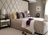 king size headboard ideas Bright padded headboard in Bedroom Transitional with Bookcase Headboard Ideas next to Bed Scarf ...