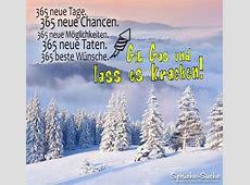 365 neue Tage Schöner Spruch für Silvester SprücheSuche