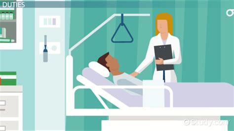 nursing duties responsibilities  career options