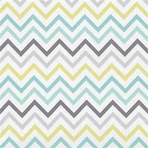 Keepsake Calico Fabric- Chevron Grey & Green | Jo-Ann
