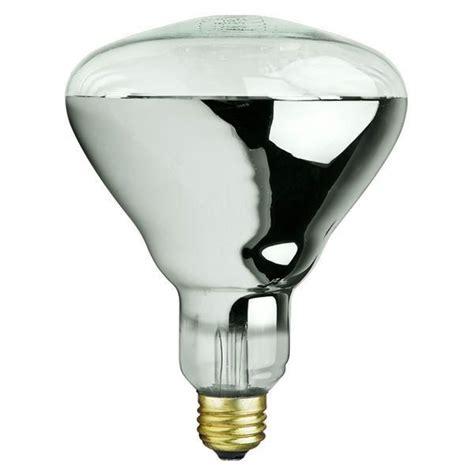 250 watt heat l 250 watt clear brooder heat lamp bulb chicken coop hen