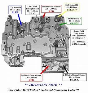 4l30e Transmission 2000 Wiring Diagram