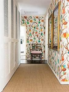 Tendance Papier Peint Couloir : papier peint couloir peint ou imprim c est ind modable ~ Melissatoandfro.com Idées de Décoration