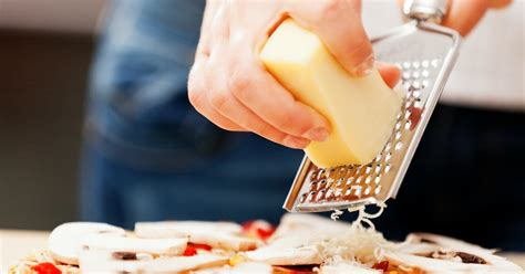 hand held cheese graters