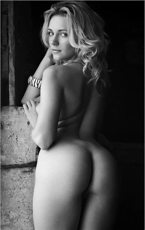 Sexy Ass In Black And White Porn Photo Eporner
