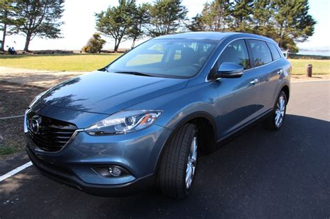 what car company makes mazda the 2014 mazda cx 9 is the largest car the company makes