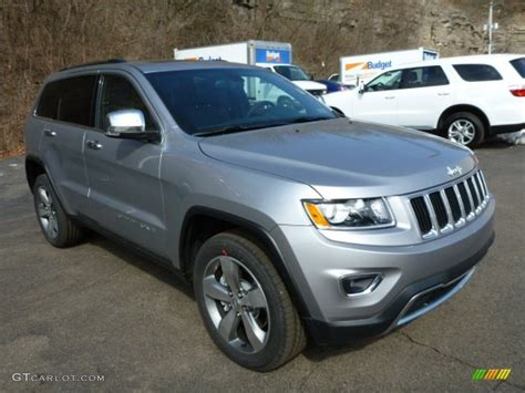 jeep grand cherokee trailhawk silver 2014 billet silver metallic jeep grand cherokee limited