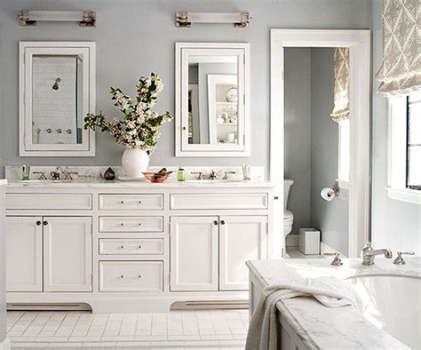 Bathroom Colors by Soothing Bathroom Color Schemes