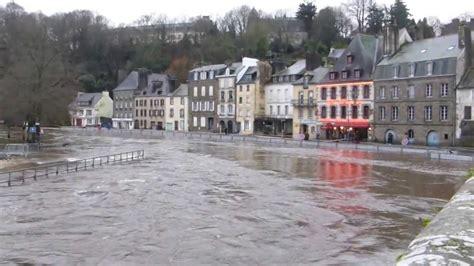 quimperl 233 inondations mont 233 e des eaux du 1er janvier 2014
