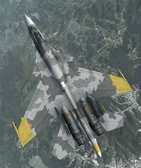 Sukhoi, Air Force Fighter Jets