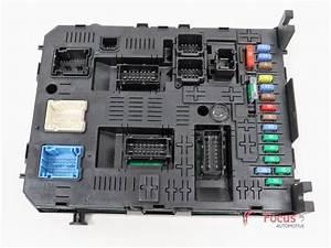 Peugeot Expert Van Fuse Box Diagram