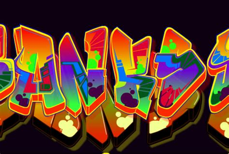 Graffiti Generator :  Graffiti Creator 3d Text