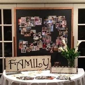 photo displays wedding and golden anniversary on pinterest With 50th wedding anniversary ideas