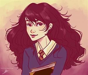 Hermione Granger. by viria13 on DeviantArt