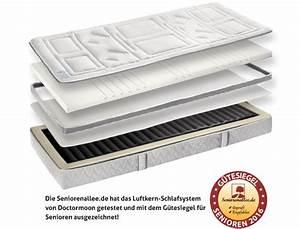 Luft Schlafsystem : das luftkern schlafsystem luftbetten von doctormoon ~ Watch28wear.com Haus und Dekorationen