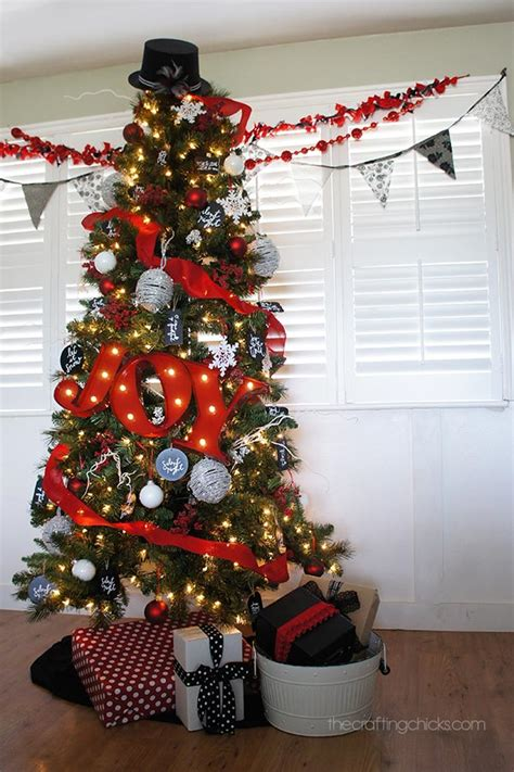 amazing christmas tree ideas pretty  party