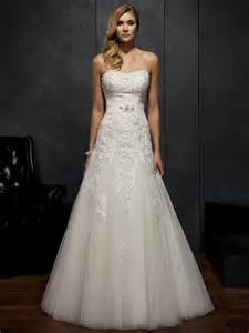 kenneth winston wedding dress all on you in an kenneth winston wedding dress modwedding