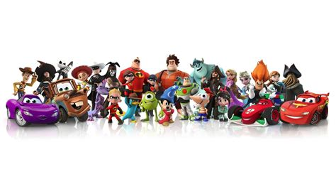 """disney Infinity"" Video Games And Toys To Be Officially"