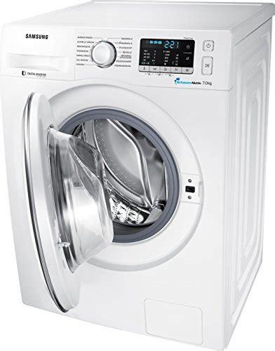 waschmaschine höhe 82 cm i i samsung ww70j5435dw eg im test bewertung lesen