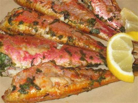 cuisiner des rougets rouget barbet à la chermoula au four paperblog