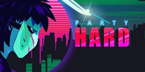 party hard nintendo switch  software games