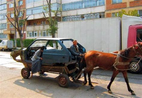 horse power animal pulling took vehicles literally hybrid too fraction moment history