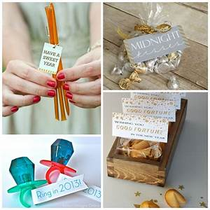 Clever New Year s Eve Party Favor Ideas Crafty Morning