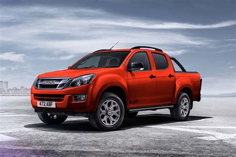 special edition isuzu  max blade launched carbuyer