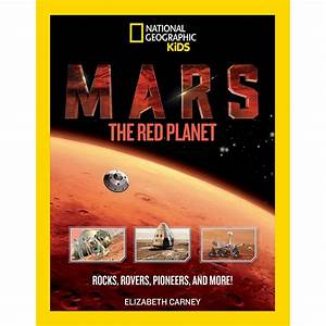 Welcome to Mars - National Geographic Store