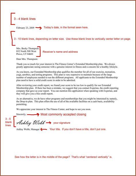 image result  business letter improved performance