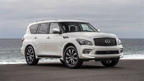 Infiniti Qx80 Picture by 2017 Infiniti Qx80 Signature Edition Pictures Photos